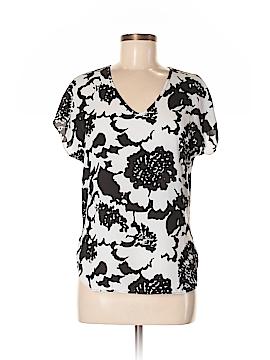 Ann Taylor LOFT Outlet Short Sleeve Blouse Size XS