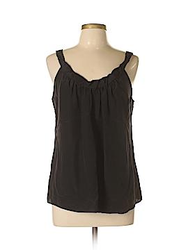 Rory Beca Sleeveless Silk Top Size L