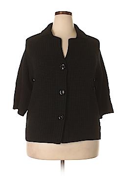 Jones New York Collection Cardigan Size 0X (Plus)