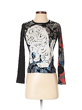 Custo Barcelona Long Sleeve Top Size XS (1)