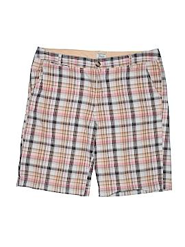 G.H. Bass & Co. Khaki Shorts Size 16