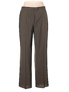 Zanella Wool Pants Size 16