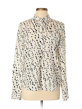 C. Wonder Long Sleeve Button-Down Shirt Size 12
