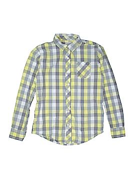 Arizona Jean Company Long Sleeve Button-Down Shirt Size 16