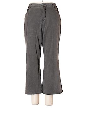 The Quacker Factory Jeans Size 18W (Plus)