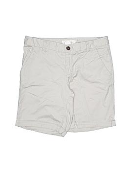 H&M L.O.G.G. Khaki Shorts Size 6