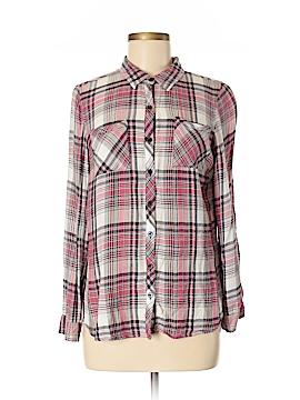 CB Long Sleeve Button-Down Shirt Size M