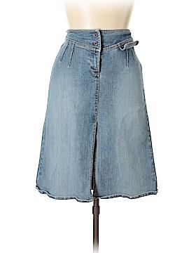 FCUK Denim Skirt Size 8