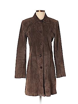 Anonymous John Carlisle Leather Jacket Size S
