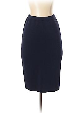 Eileen Fisher Silk Skirt Size P (Petite)