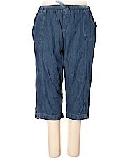 Karen Scott Women Jeans Size 1X (Plus)