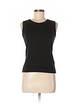 August Silk Sweater Vest Size S (Petite)