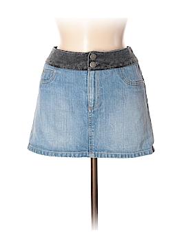Alice + olivia Denim Skirt Size 4