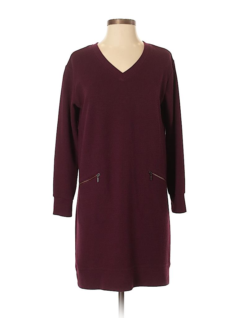 J.jill Women Casual Dress Size S (Petite)