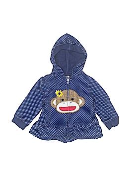 Baby Starters Zip Up Hoodie Size 12 mo