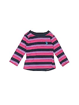 U.S. Polo Assn. Long Sleeve T-Shirt Size 12 mo