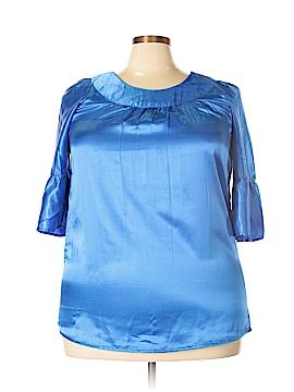 JL Studio 3/4 Sleeve Blouse Size 16w