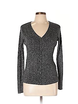 Casual Corner Silk Cardigan Size M