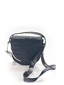 VC Signature Leather Crossbody Bag One Size
