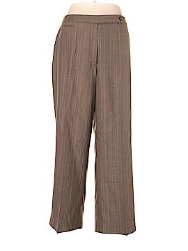 AK Anne Klein Dress Pants Size 16