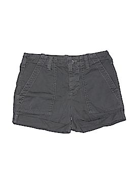 Vintage Blue Khaki Shorts 25 Waist