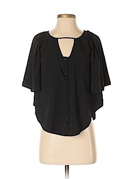 Leifsdottir Short Sleeve Blouse Size 2