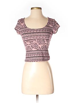 Charlotte Russe Short Sleeve T-Shirt Size XS