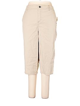 Style&Co Khakis Size 18 (Plus)