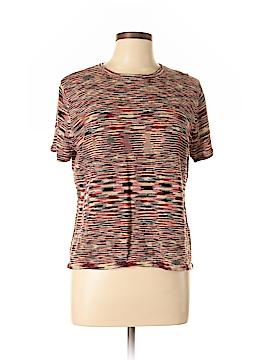 Kasper Short Sleeve Top Size XL