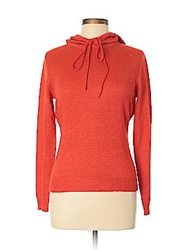 Acrobat Silk Pullover Sweater Size L