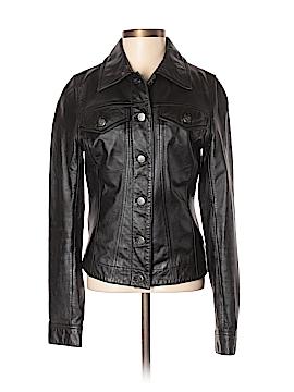 Rubbish Leather Jacket Size XS