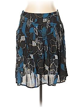 Alfani Silk Skirt Size 10 (Petite)