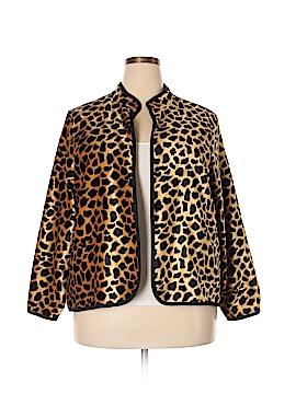 Serengeti Blazer Size 1X (Plus)