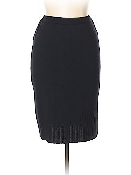 Rodier Wool Skirt Size 42 (FR)