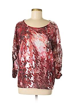 One World 3/4 Sleeve T-Shirt Size XL