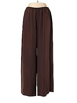 Shamask Silk Pants Size Lg (2)