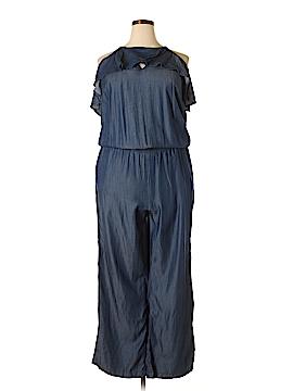 INC International Concepts Jumpsuit Size 1X (Plus)