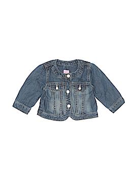 The Children's Place Denim Jacket Size 9-12 mo