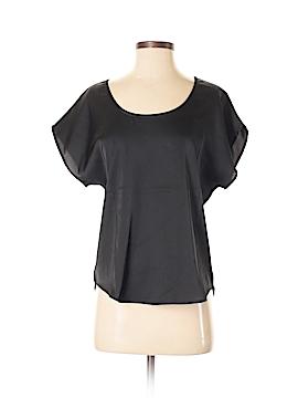Boston Proper Short Sleeve Blouse Size 2