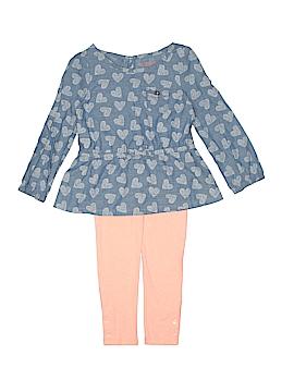 Cat & Jack Long Sleeve Blouse Size 3T