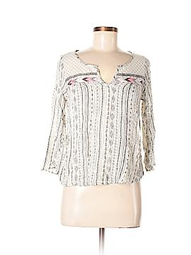 Jolt Long Sleeve Blouse Size M
