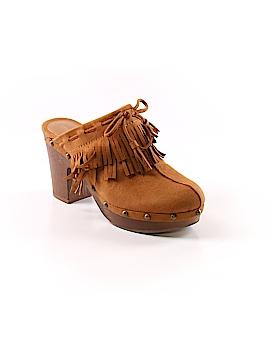 Indigo Rd. Mule/Clog Size 6