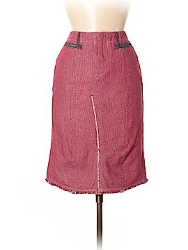 LE JEAN DE MARITHE FRANCOIS GIRBAUD Casual Skirt 27 Waist