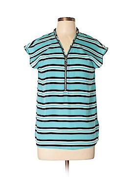MICHAEL Michael Kors Short Sleeve Blouse Size M
