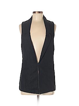 Express Design Studio Tuxedo Vest Size 6
