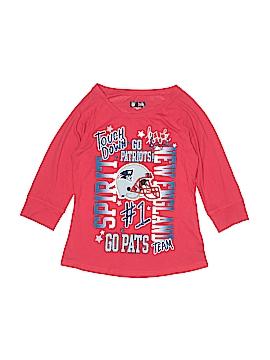 NFL 3/4 Sleeve T-Shirt Size 12 - 14