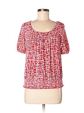 Rafaella Short Sleeve Blouse Size P