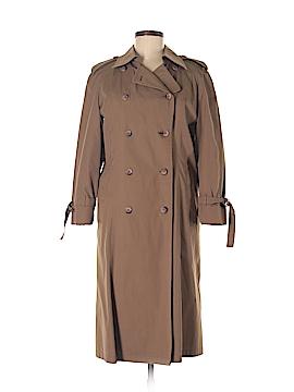London Fog Trenchcoat Size 8 (Petite)