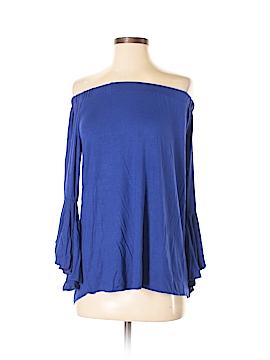 Kim & Cami 3/4 Sleeve Top Size S