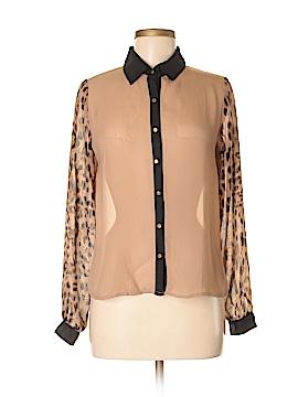 Cleo Long Sleeve Blouse Size M